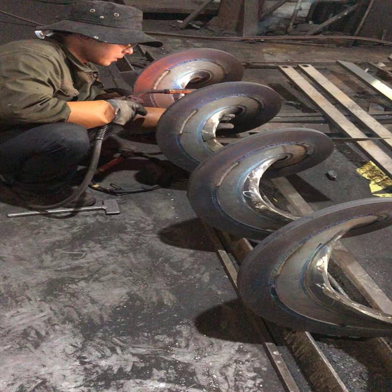 潮州输送泥的螺旋输送机生产制造厂家
