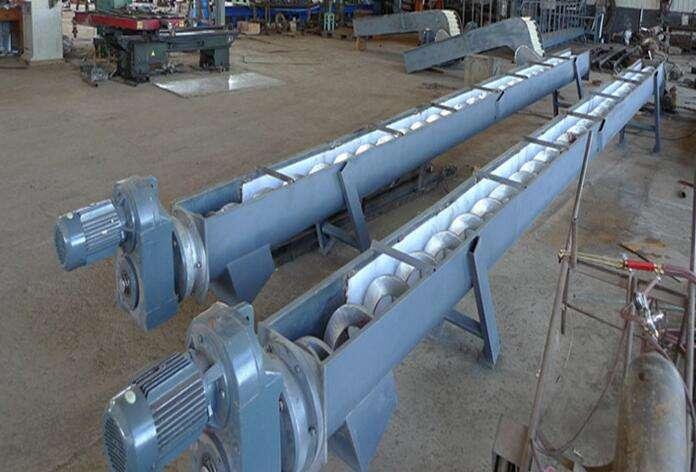 常州槽型螺旋输送机设计完美