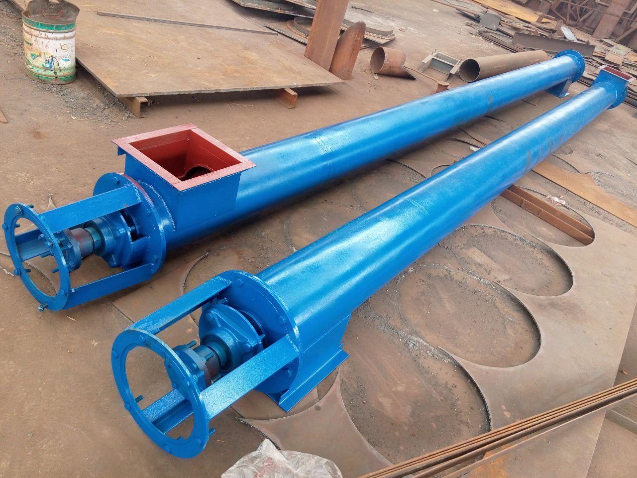 山东铁板焊接螺旋输送机焊接美观