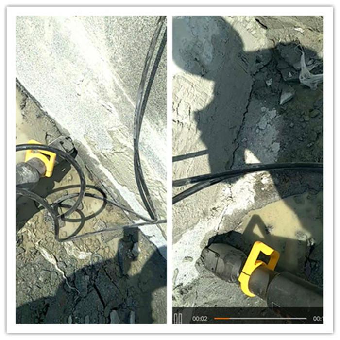 安徽蚌埠愚公斧巖石撐石棒施工方案
