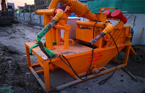 湖南湘潭清洗污水处理器  洗矿厂砂石泥浆分离机