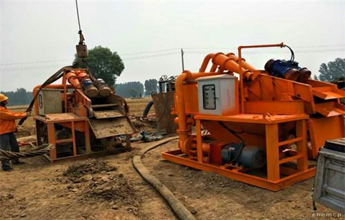 泉州500吨大型泥浆处理器厂家直供