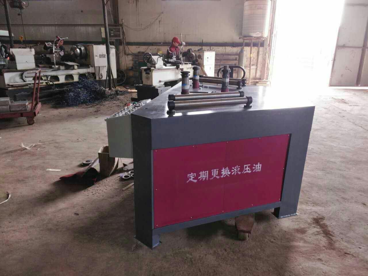 四川阿坝U型钢铁塔用隧道专用弯曲机