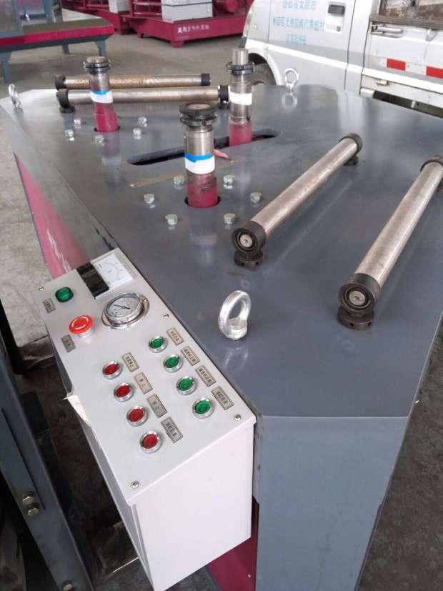 福建莆田几字型钢用大功率液压弯拱机