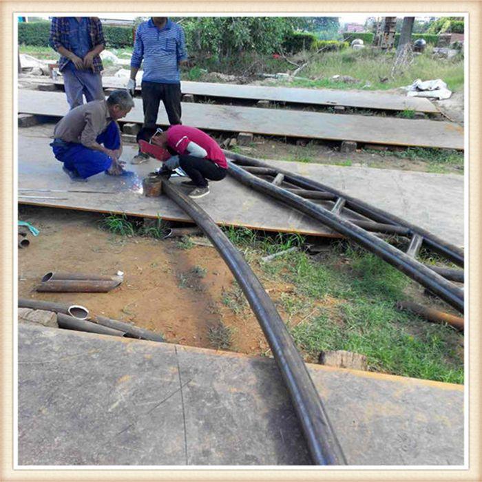 贵州黔西南U型钢结构用液压钢材弯弧机