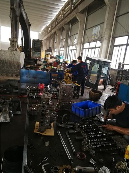 阳城沃尔沃挖掘机分配阀维修资讯沧县