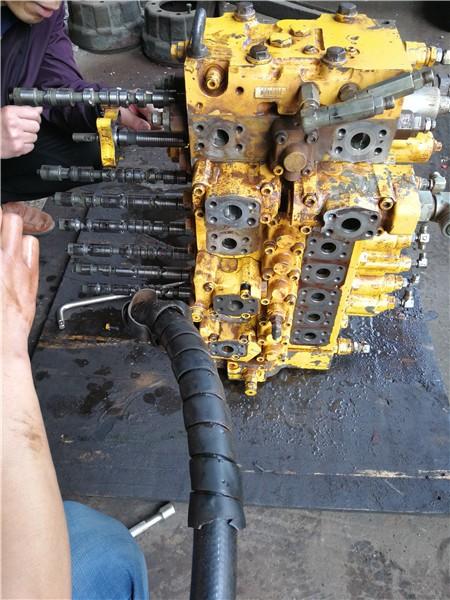 黄陵日立挖掘机分配阀维修疑难解答湖里区