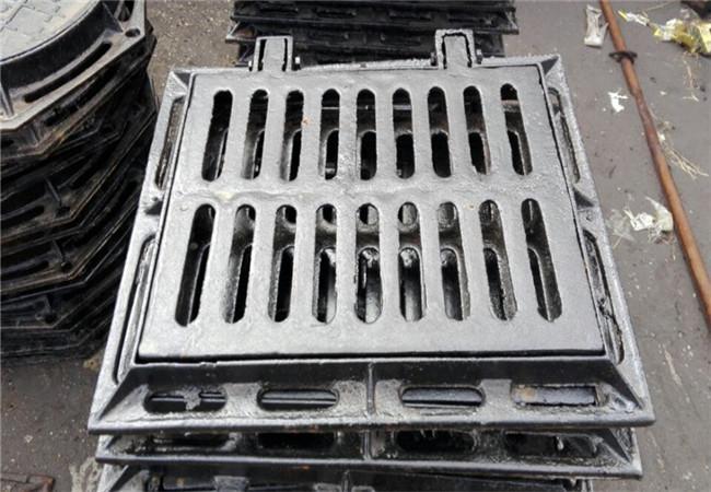 蚌埠DN600球墨鑄鐵雙層井蓋市場行情