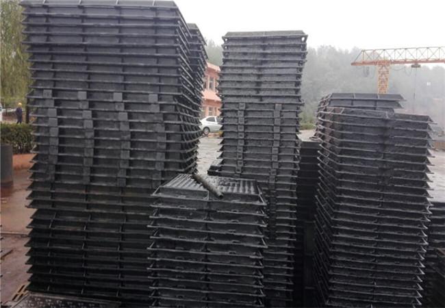 漳州球墨铸铁方井盖DN600隐形球墨井盖