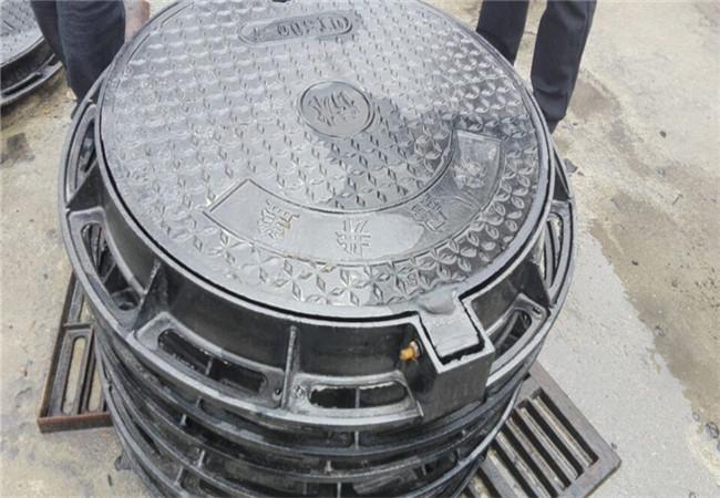 伊犁球墨铸铁井盖DN900燃气井盖热点新闻