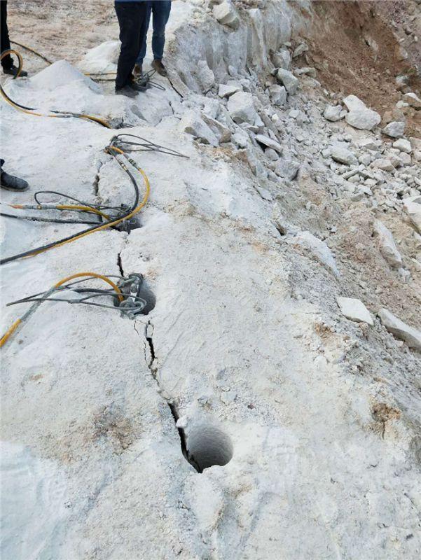 茂名电白比炮机开采石头产量速度高的机器