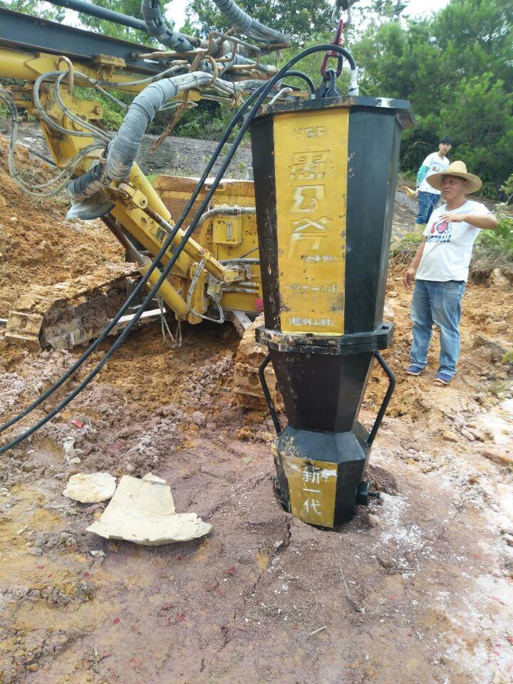 北京液压劈裂岩石分裂劈裂机