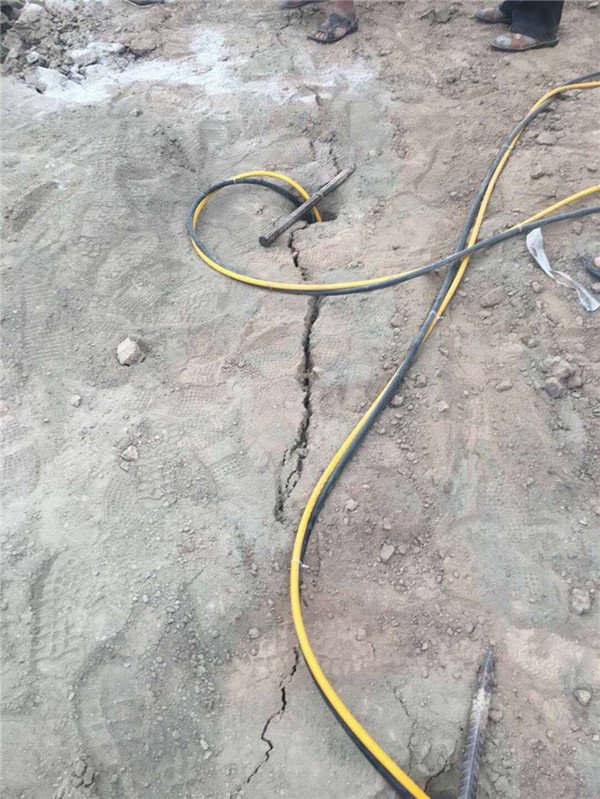 六安地震抢险分裂器分裂机