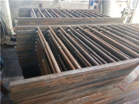 西藏201不锈钢复合管河道护栏发货
