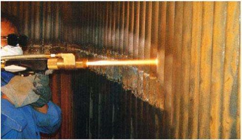 宁夏山东锅炉热喷涂合作单位