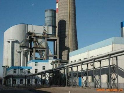 天津煤粉炉锅炉热喷涂施工报告现场