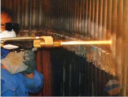 青海煤粉炉锅炉热喷涂研发单位