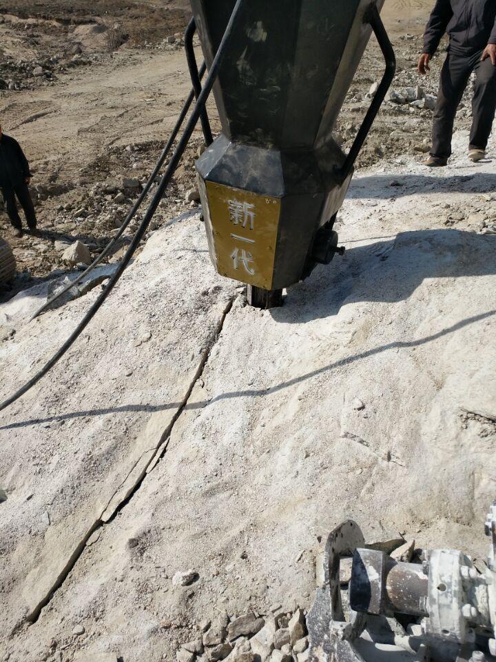 愚公斧分裂器火山岩石撑裂棒