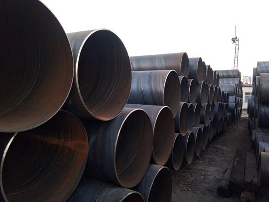 太湖Q235B防腐螺旋钢管厂家订做