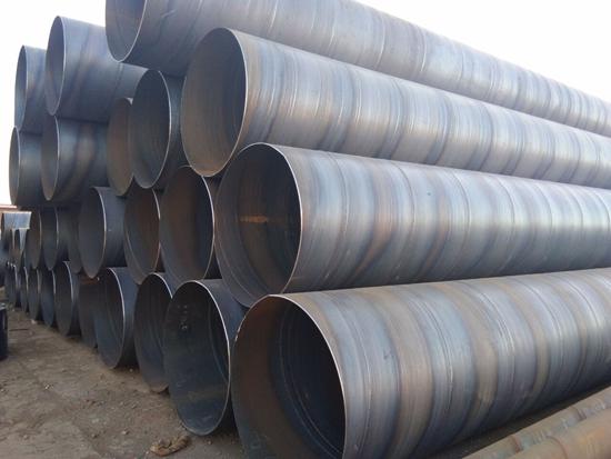 潜山Q235B材质螺旋钢管厂家地址