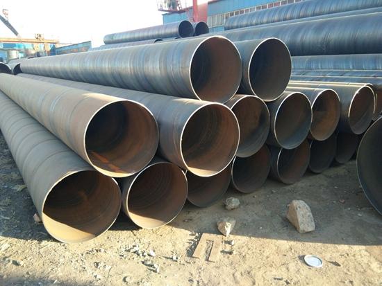 湖南国标Q345B螺旋钢管厂家介绍