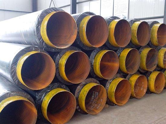 江西地埋式保温焊接钢管厂家