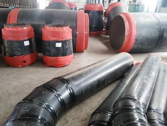天心直埋热力管网保温钢管厂家