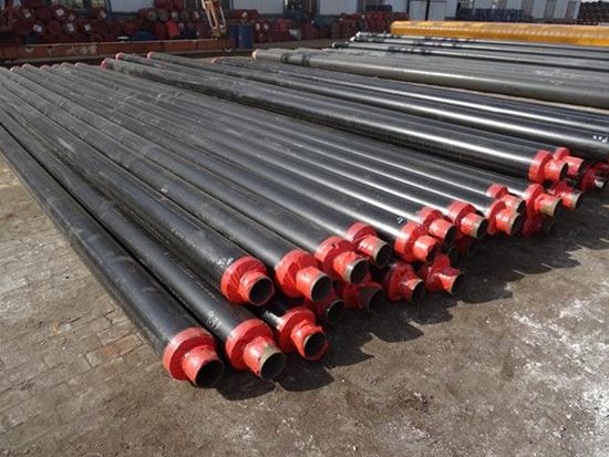 黑龙江供热管网改造发泡保温管厂家