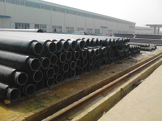 湖南小区供热保温管实体厂家
