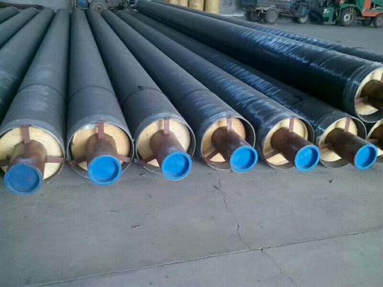 浏阳市热力供热管网保温钢管施工要点
