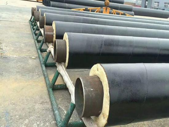 桐城供暖聚氨酯保温钢管厂家价格