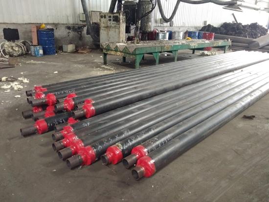 辽宁城镇供暖项目用预制直埋保温管厂家