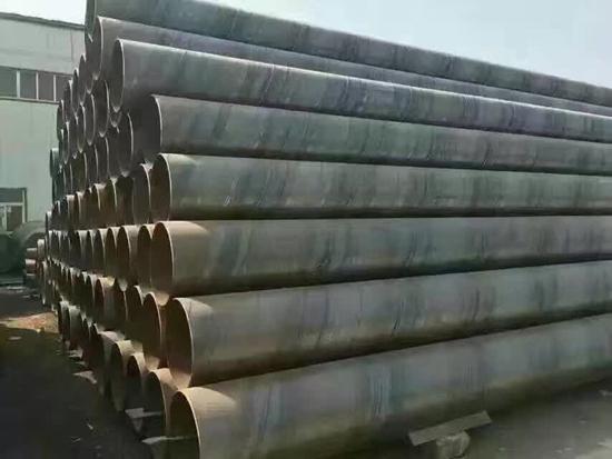 湖南内衬水泥砂浆螺旋焊管生产厂家