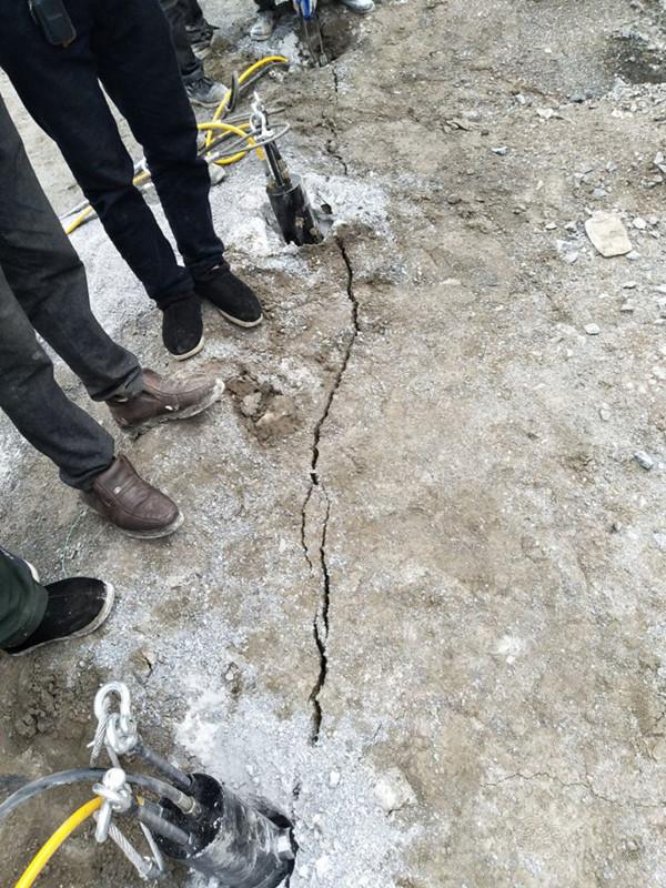 碎石场静态  用什么开采莆田