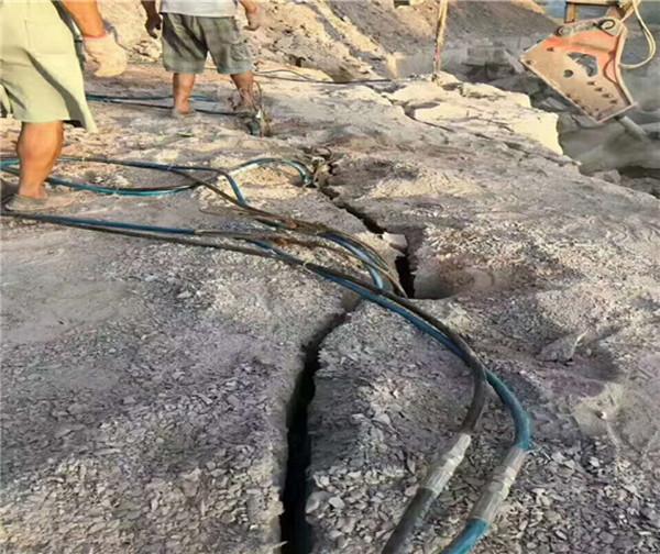 大理岩开采劈裂机龙海