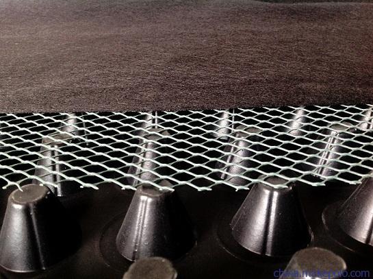 安徽省蚌埠高2.5公分排水板有賣的嗎 市場價格