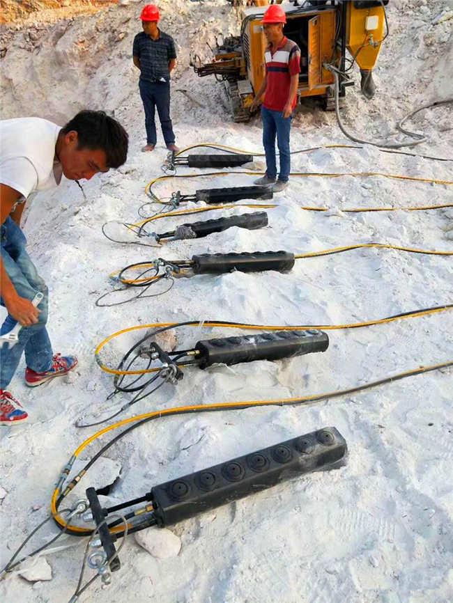 石材厂矿山开采青石采石设备漳州厂家