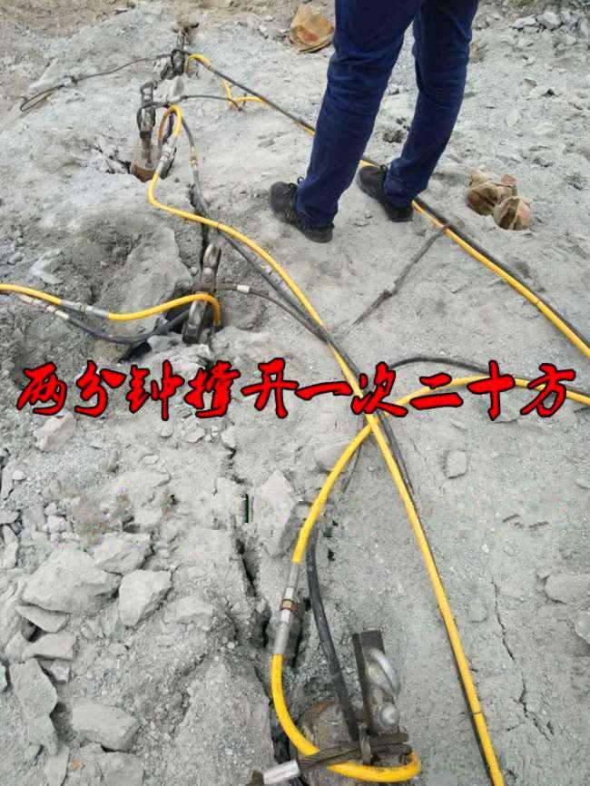 石头山开采青石条石的机器安庆厂家