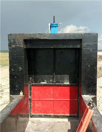 本溪水渠铸铁闸门咨询热线