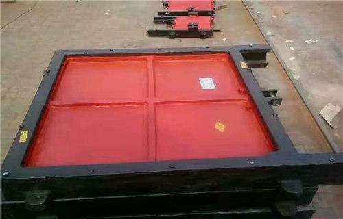 本溪方型铸铁闸门安全可靠