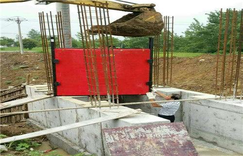 本溪平面铸铁闸门重量使用范围
