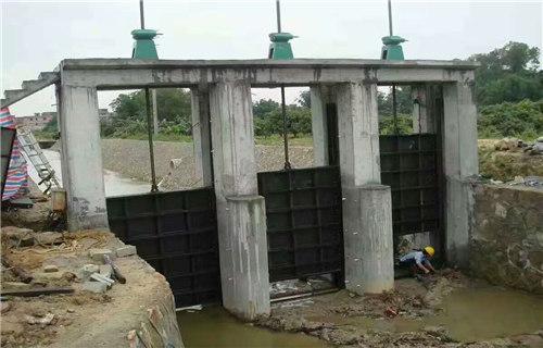 蚌埠水渠鑄鐵閘門歡迎來電