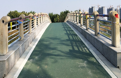 驻马店桥梁护栏支架安装作用