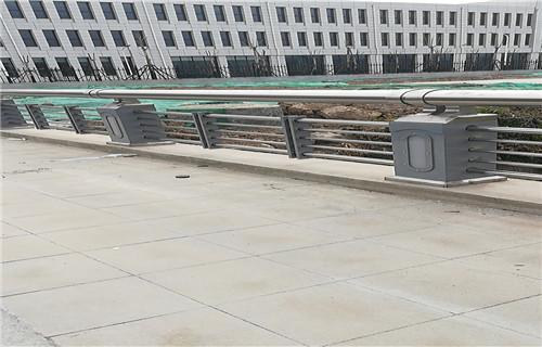 怀化复合管道路护栏栏杆图集