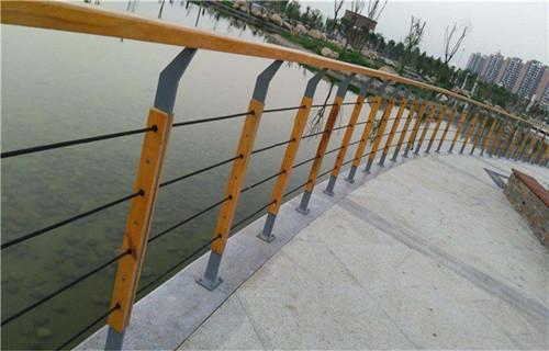 内江不锈钢复合管护栏临街护栏展翼金属