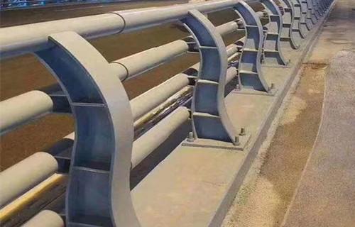 威海灯光护栏展翼护栏展翼金属