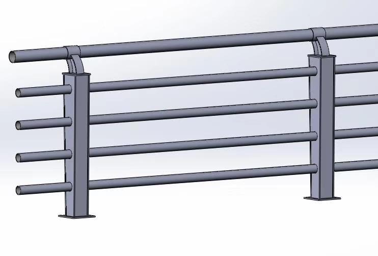 新余不锈钢栏杆公路栏杆施工车