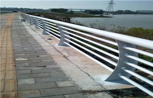 西安不锈钢灯光护栏桥梁防防撞护栏