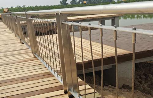 咸宁不锈钢栏杆桥梁栏杆厂