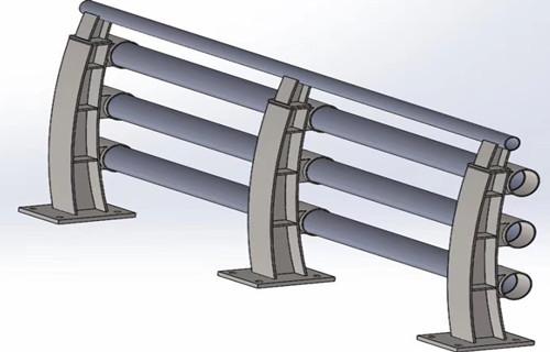临沧不锈钢桥梁防撞护栏桥梁栏杆